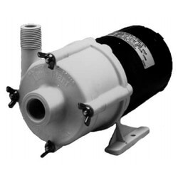 2-MD-SC, Magnetic Drive Pump for Semi-Corrosive Materials, 1/25 HP (115V) Product Image