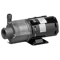 4-MD-HC, Magnetic Drive Pump for Strong Acids, 1/10 HP (115V) Product Image