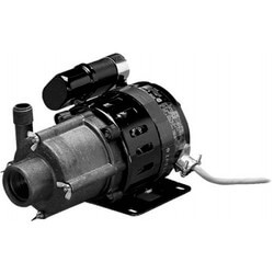 5-MD-HC, Magnetic Drive Pump for Strong Acids,<br>1/8 HP (115V) Product Image