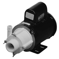 TE-5-MD-SC, Mag. Drive Pump for Semi-Corrosive Mats, 1/8 HP (115/230V) Product Image