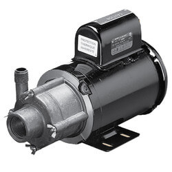 TE-5-MD-HC, Magnetic Drive Pump for Strong Acids, 1/8 HP (115/230V) Product Image