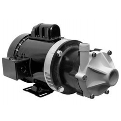 TE-5.5-MD-SC, Mag. Drive Pump for Semi-Corrosive Material, 1/3 HP (115/230V) Product Image