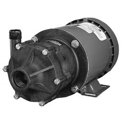 TE-5.5-MD-HC, Magnetic Drive Pump for Strong Acids, 1/3 HP (115/230V) Product Image