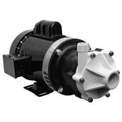 TE-6-MD-SC, Mag. Drive Pump for Semi-Corrosive Material, 1/2 HP (115/230V) Product Image