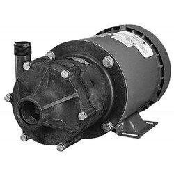 TE-6-MD-CK, Mag. Drive Pump for Highly Corrosive Material, 1/2 HP (115/230V) Product Image