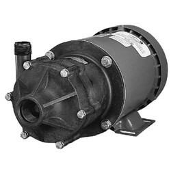 TE-6-MD-HC, Magnetic Drive Pump for Strong Acids, 1/2 HP (230/460V) Product Image