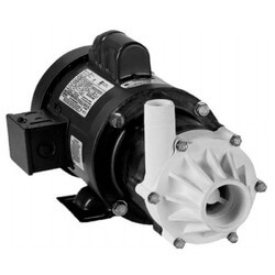TE-7-MD-SC, Mag. Drive Pump for Semi-Corrosive Material, 3/4 HP (115/230V) Product Image