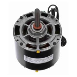 """5"""" 1-Speed Single Shaft Open Fan/Blower Motor (230V, 1550 RPM, 1/8 HP) Product Image"""