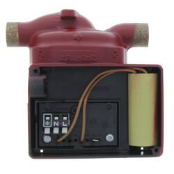 "1/2"" Sweat UP 15-42B5 1-Speed Bronze Circulator Pump, 115V, 1/25 HP Product Image"