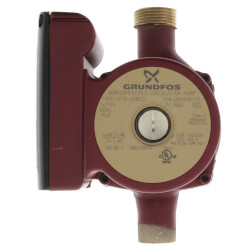 UP15-42 BUC7 Bronze Circ. Pump w/ Check Valve (1/25 HP, 115V) Product Image