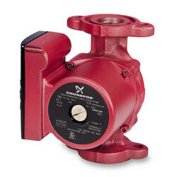 UPS15-42F, 3-Speed Circulator Pump<br>(1/25 HP, 230V) Product Image