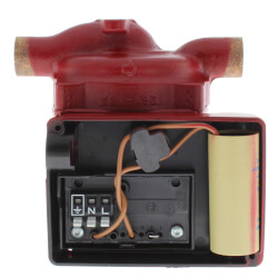 "1/2"" Sweat UP 15-10B5 1-Speed Bronze Circulator Pump, 115V, 1/25 HP Product Image"