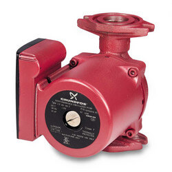 UP15-10F, Circulator Pump, 1/25 HP, 115 volt