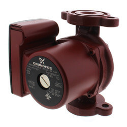 UP15-100F, Circulator Pump (1/25 HP, 115V) Product Image