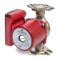 UPS15-55SFC<br>3-Speed Flanged 1/12 HP<br>SS Circulator Pump 115V Product Image