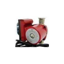 "UPS 15-35 SUC/TLC 3-Speed Stainless Steel Circulator Pump w/ IFC, 1-1/4"" Union (1/8HP, 115V)"
