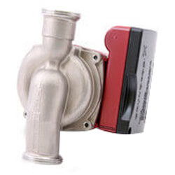 UPS 15-55SUC 1-Speed Stainless Steel Circulator Pump, 230V, 1/13 HP Product Image