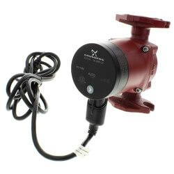 ALPHA 15-55 F/LC Cast Iron Circulator Pump (w/ Line Cord)