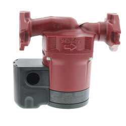 ALPHA 15-55 F Cast Iron Circulator Pump<br>w/ Terminal Box Product Image