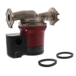 ALPHA 15-55SF<br>SS Circulator Pump<br>w/ Terminal Box Product Image