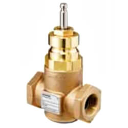 "2"" 2-Way N/C Stainless Steel Equal Percentage Valve Body, Female (40 Cv) Product Image"