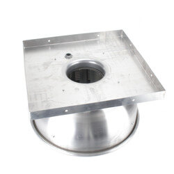 """5DDU Series<br>8"""" Roof/Wall Mount<br>Upblast Centrifugal Fan Product Image"""