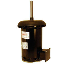 "5-5/8"" 1 Phase Commercial Condenser Fan Motor (575V, 1075 RPM, 3/5 HP) Product Image"