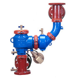 "6"" 475V Reduced Pressure Principle Assembly w/ NRS Shut-off Valves Product Image"