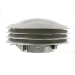 """4-7/8"""" to 7"""" Pipe O.D. Round Versa Cap Flue & Hot Stack Cap Product Image"""