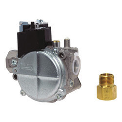 """1/2"""" HSI/DSI Slow Open Natural Gas Valve Product Image"""