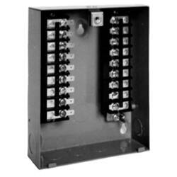 Closed with Knockouts Wiring Base with<br>Terminal Blocks Product Image