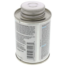 4 oz. Medium Body, Medium Set PVC Cement (Clear) Product Image
