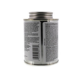 8 oz. Medium Body, Fast Set PVC Cement (Clear) Product Image