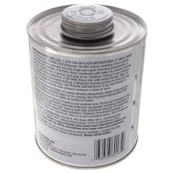 32 oz. Heavy Body, Slow Set PVC Cement (Clear) Product Image