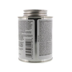 8 oz. Heavy Body, Slow Set PVC Cement (Gray) Product Image