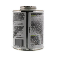 16 oz. Medium Body, Fast Set ABS Cement (Black) Product Image