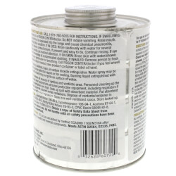 32 oz. Medium Body, Fast Set Multi-Purpose Cement (Milky) Product Image
