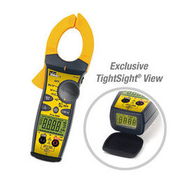 760 Series TightSight Clamp Meter with TRMS, Capacitance, Frequency Product Image
