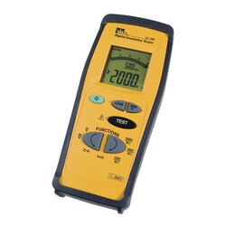 Hand-held Insulation Tester Product Image