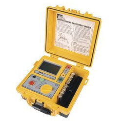 3-Pole Earth Ground Resistance Tester Product Image