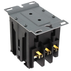 3 Pole Contactor<br>w/ Screw Type Termination<br>(30A, 120V) Product Image