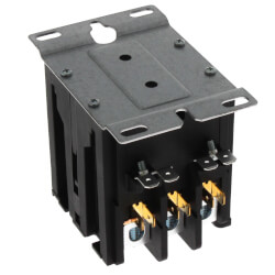 3 Pole Contactor w/ Box Lug Termination<br>(40A, 208-240V) Product Image