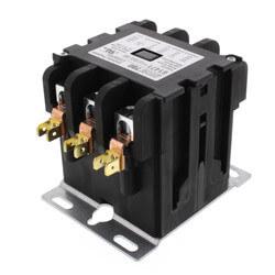 3 Pole Contactor w/ Box Lug Termination<br>(60A, 120V) Product Image