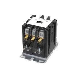 3 Pole Contactor w/ Box Lug Termination (75A, 24V) Product Image