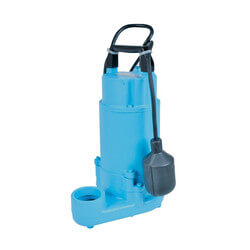 WSV50HAM Effluent Series Pump w/ Piggyback Mechanical Float Switch, 1/2 HP (115V) Product Image