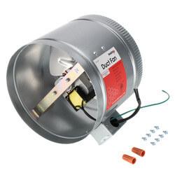 "8"" Dia. Duct Fan (420 CFM, 37W) Product Image"