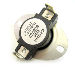 Fan Control Limit Switch F110-25F