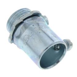 "1/2"" Steel EMT Set Screw Connector Product Image"