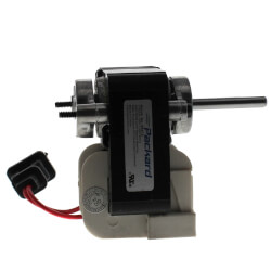 65272 Packard 65272 1 Speed C Frame Shaded Pole Motor