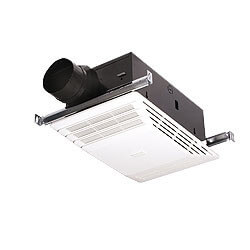696 Broan 696 Model 696 Fan Light Combination 4 Round Duct